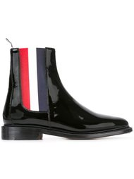 ботинки-челси с полосками Thom Browne