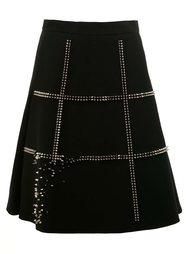 studded A-line skirt  Comme Des Garçons Noir Kei Ninomiya
