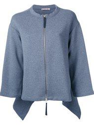 куртка с баской Marni