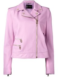классическая байкерская куртка Versace