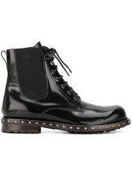 классические армейские ботинки Dolce & Gabbana
