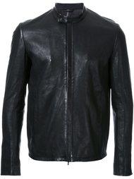 куртка на молнии с воротником-мандарин Kazuyuki Kumagai