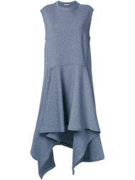асимметричное платье  Marni
