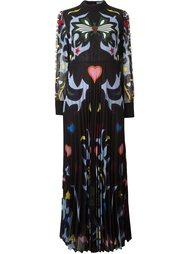 платье 'Mizar' с графическим узором Mary Katrantzou