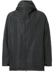 объемная куртка с капюшоном Kazuyuki Kumagai