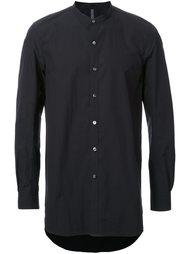 рубашка с воротником-мандарин Kazuyuki Kumagai