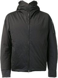 куртка-пуховик с капюшоном Kazuyuki Kumagai