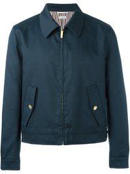 zip up sport jacket Thom Browne