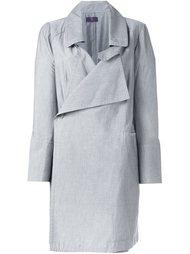 легкое пальто Yohji Yamamoto Vintage