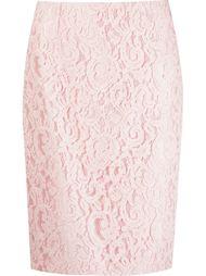 кружевная юбка-карандаш 'marescot'  Martha Medeiros