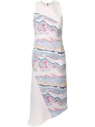 облегающее платье 'Alaskan Rivers'  GINGER & SMART