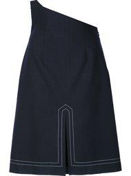 юбка с асимметричной талией Jacquemus