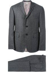 pinstriped business suit Thom Browne