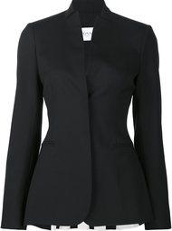 приталенный пиджак с плиссировкой сзади Vionnet