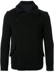 короткое двубортное пальто Kazuyuki Kumagai