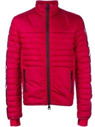 contrast stripe sleeve padded jacket Rossignol