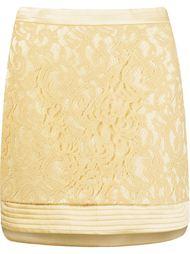 кружевная юбка прямого кроя 'marescot'  Martha Medeiros