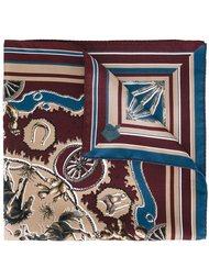 шарф с принтом 'Western' Dolce & Gabbana