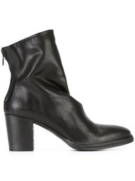 rear zip ankle boots The Last Conspiracy
