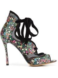 туфли на шнуровке 'Freya'  Tabitha Simmons