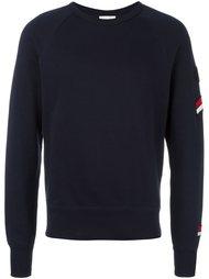 crew neck sweatshirt Moncler