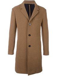 однобортное пальто Carven