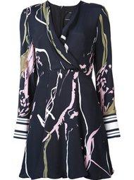платье с V-образным вырезом C/Meo