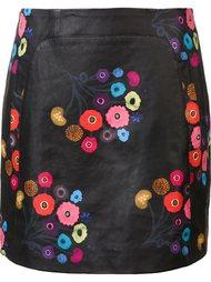 floral skirt Tanya Taylor