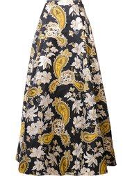 юбка с цветочным мотивом Alice+Olivia