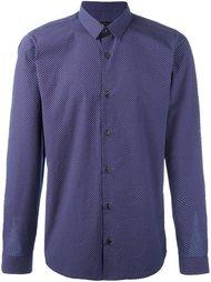 dotted print shirt Z Zegna