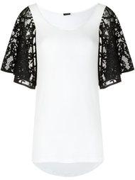 lace blouse Tufi Duek