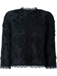 floral lace detailing blouse Vanessa Bruno
