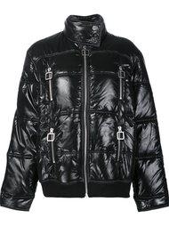 short puffer jacket Courrèges
