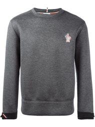 crew neck sweatshirt Moncler Grenoble