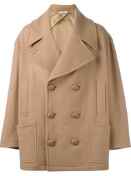 oversized peacoat  J.W.Anderson