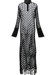 perforated dress Marques'almeida