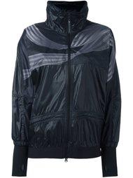 куртка с высокой горловиной и перчатками Adidas By Stella Mccartney