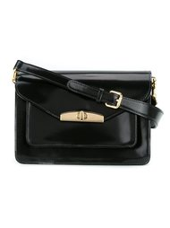 patent leather purse Sarah Chofakian