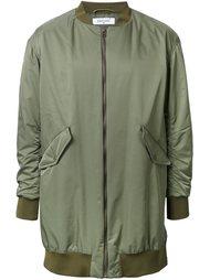 объемная куртка бомбер Fad Three