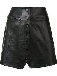 юбка на пуговицах Rachel Zoe