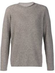 crew neck sweater Massimo Alba