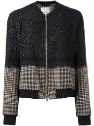 куртка-бомбер с цветочным узором 3.1 Phillip Lim