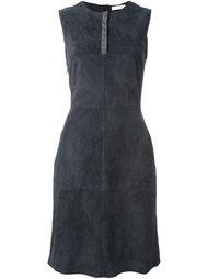 платье без рукавов Fabiana Filippi