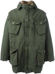 пальто с накладными карманами на молнии  Faith Connexion