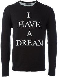 толстовка 'I Have a Dream' Neil Barrett