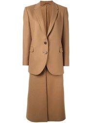 длинное многослойное пальто Neil Barrett