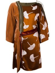 платье-кимоно с рисунком и пайетками 3.1 Phillip Lim