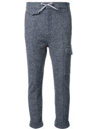 укороченные спортивные брюки на шнурке Fad Three