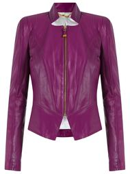 leather jacket Tufi Duek