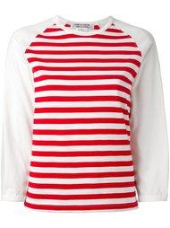 футболка с рукавами три четверти Comme Des Garçons Comme Des Garçons